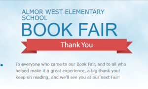 Thank you for supporting our library!!