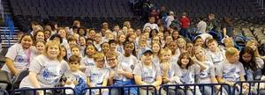 2017 OKC Thunder Blue Fitness Event