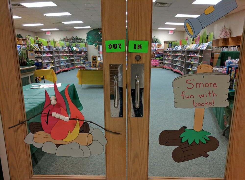 Edison's book fair is coming!
