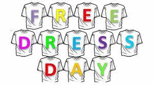 PTA Free Dress Day for $1