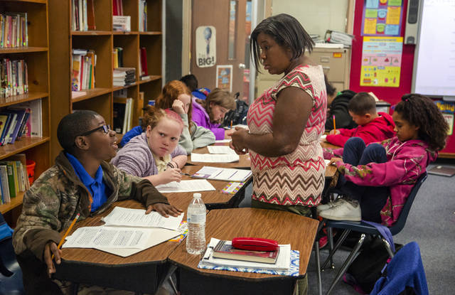 ​Strategy, passion combine in school turnaround​