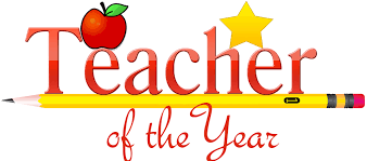 Teacher of the Year Nomination