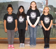 Battle of the Books team ready to rumble!