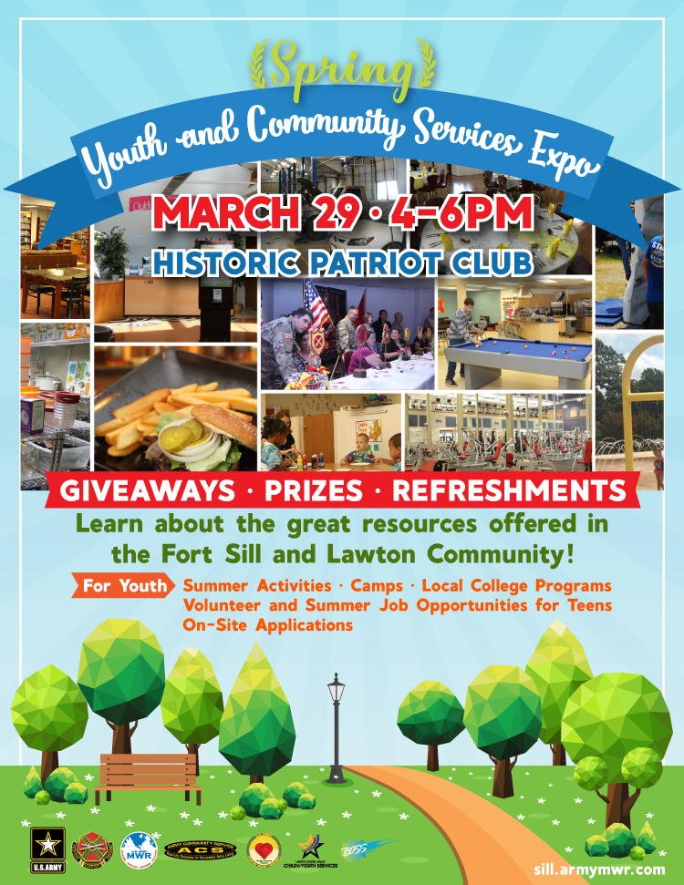 Spring Youth and Community Service Expo