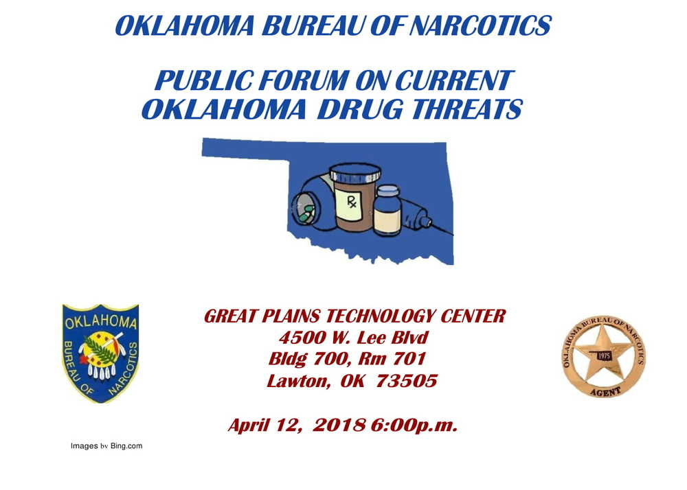 Drug Threats Public Forum