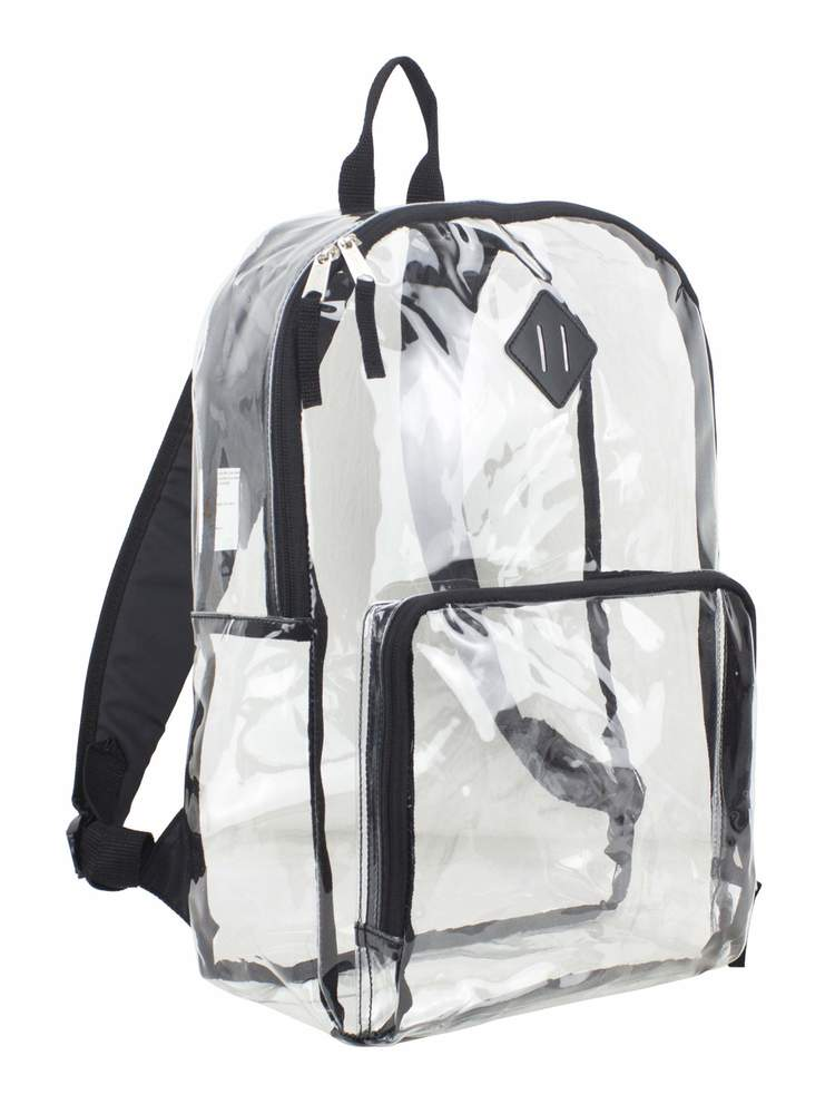 Clear/Mesh Backpacks