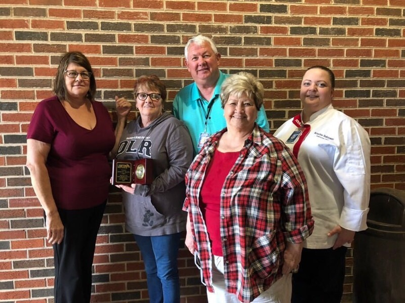 Cafeteria Manager Retirement: Dorothy Brown