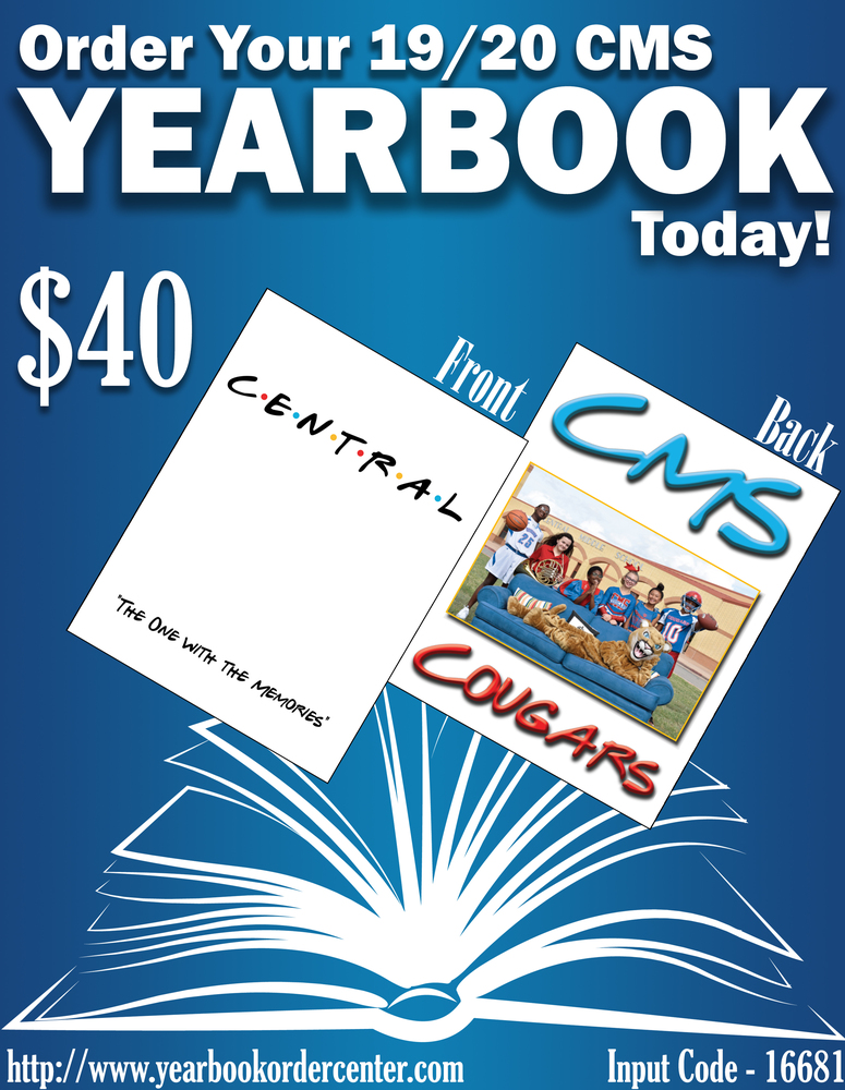 First look at our 19/20 Yearbook!