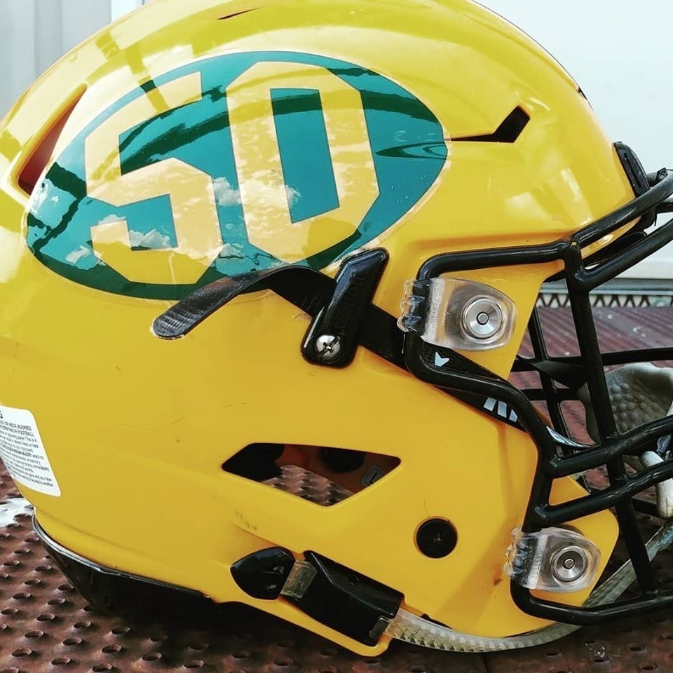 50th Anniversary Football Season