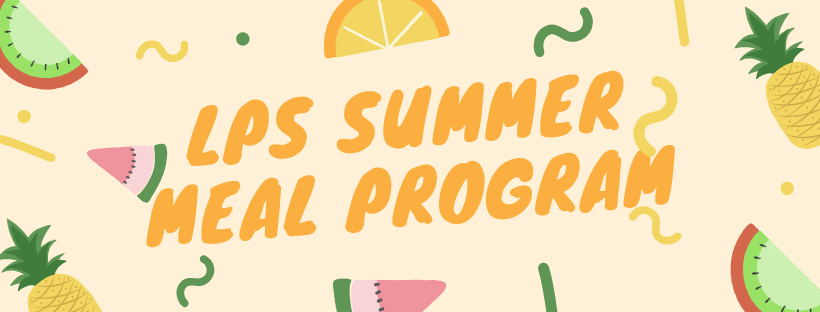 LPS Summer Meal Program