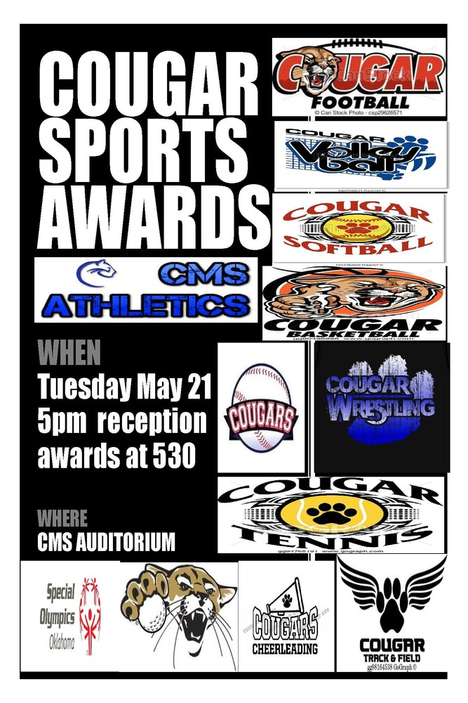 CMS Athletic Awards
