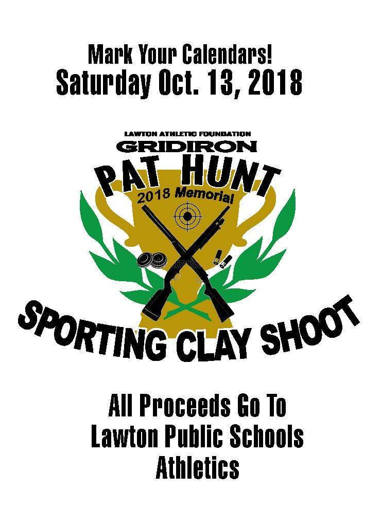 2018 Pat Hunt Sporting Clay Shoot