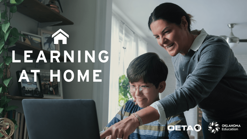 OETA Learning at Home TV Schedule