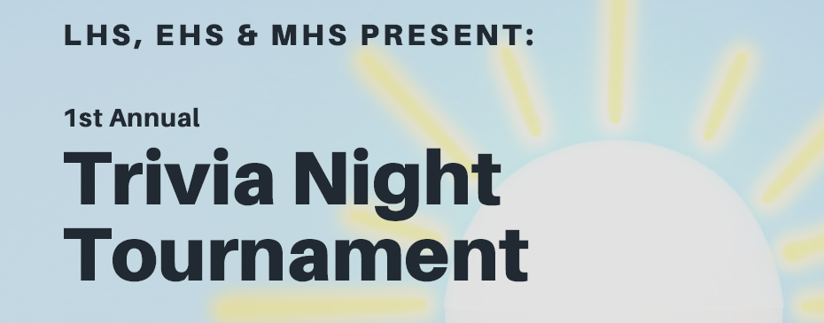 1st Annual Trivia Night Tournament