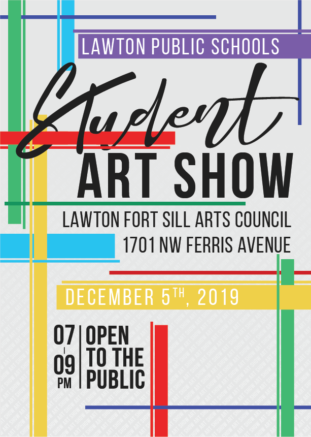 LPS Student Art Show 12/5/19 7:00-9:00 PM