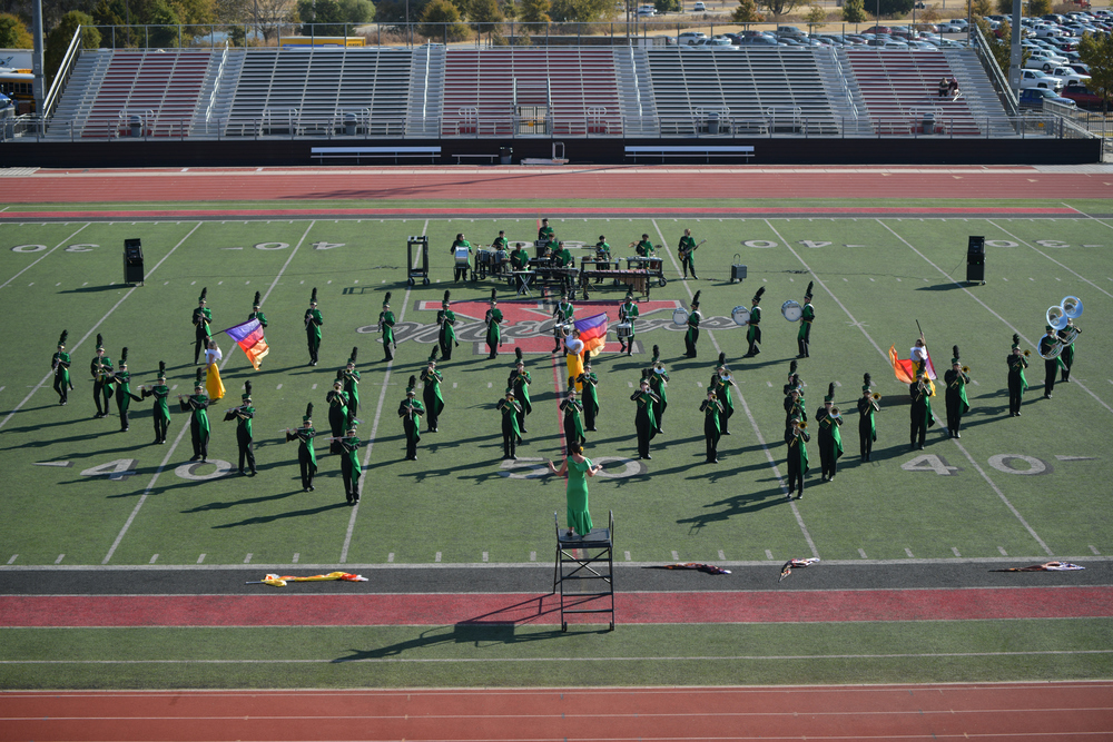MHS Highlander Band earns Superior rating
