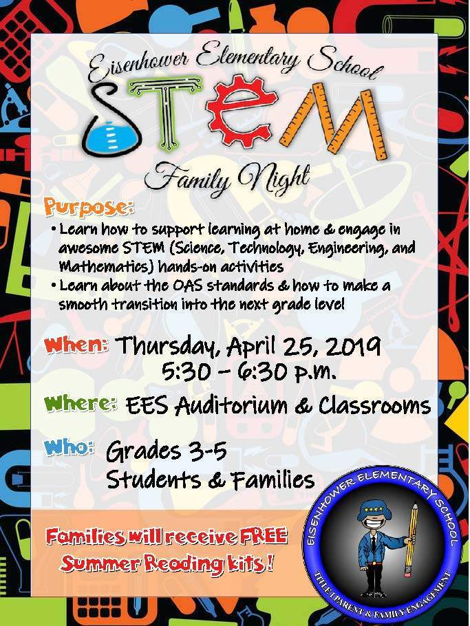 EES STEM NIGHT