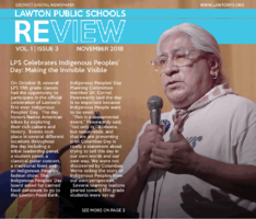 November Issue of the LPS ReView