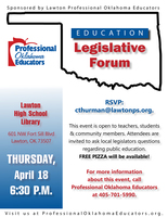 POE Legislative Forum