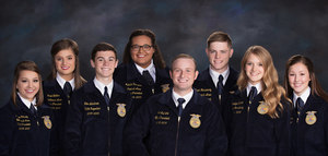 FFA State Career Development Event Contest