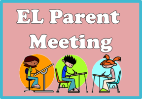 EL Parent Meeting with Amber Parks