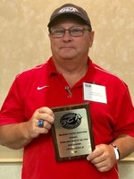 Slawson recognized as Coach of the Year