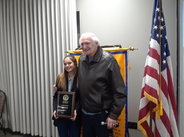 LHS: Rackley wins Optimists International Oratory State Contest