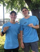 EHS: Phelps siblings go to State
