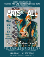 Arts for All 2019
