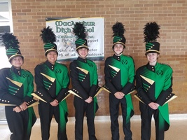 SIP Funded Band Uniforms: MHS