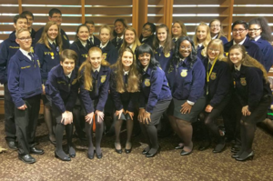 Lawton FFA AG Newsletter