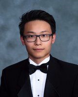 Wang Receives Top Scholar Honors