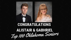 Barber and Swierkosz among top 100 Oklahoma seniors