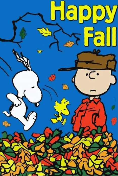 Happy fall image