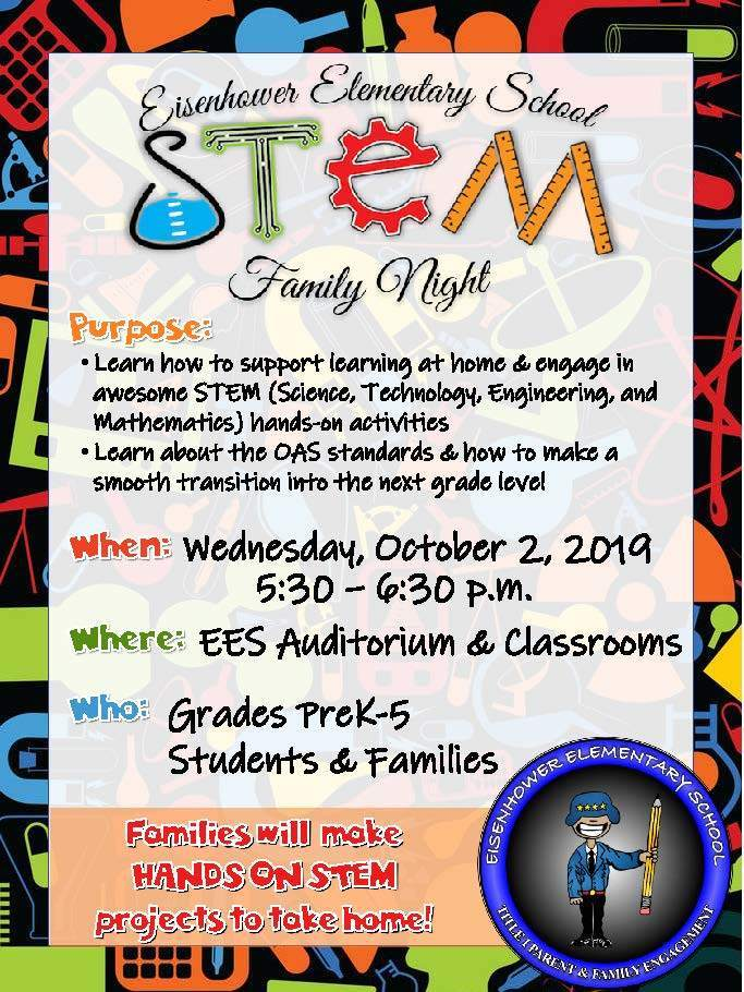 2019 EES STEM NIGHT