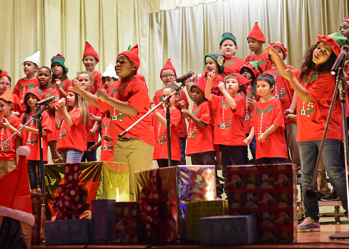 2nd Grade Christmas Program