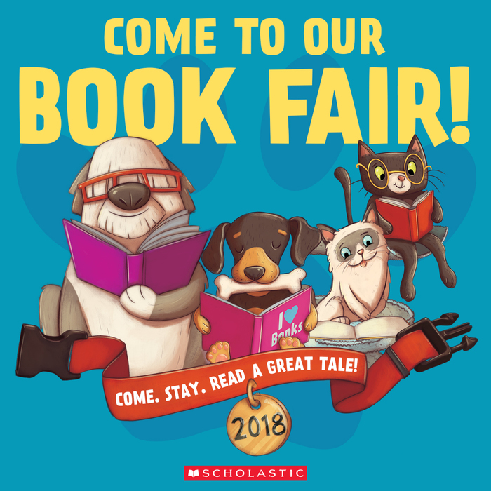Come to the Book Fair