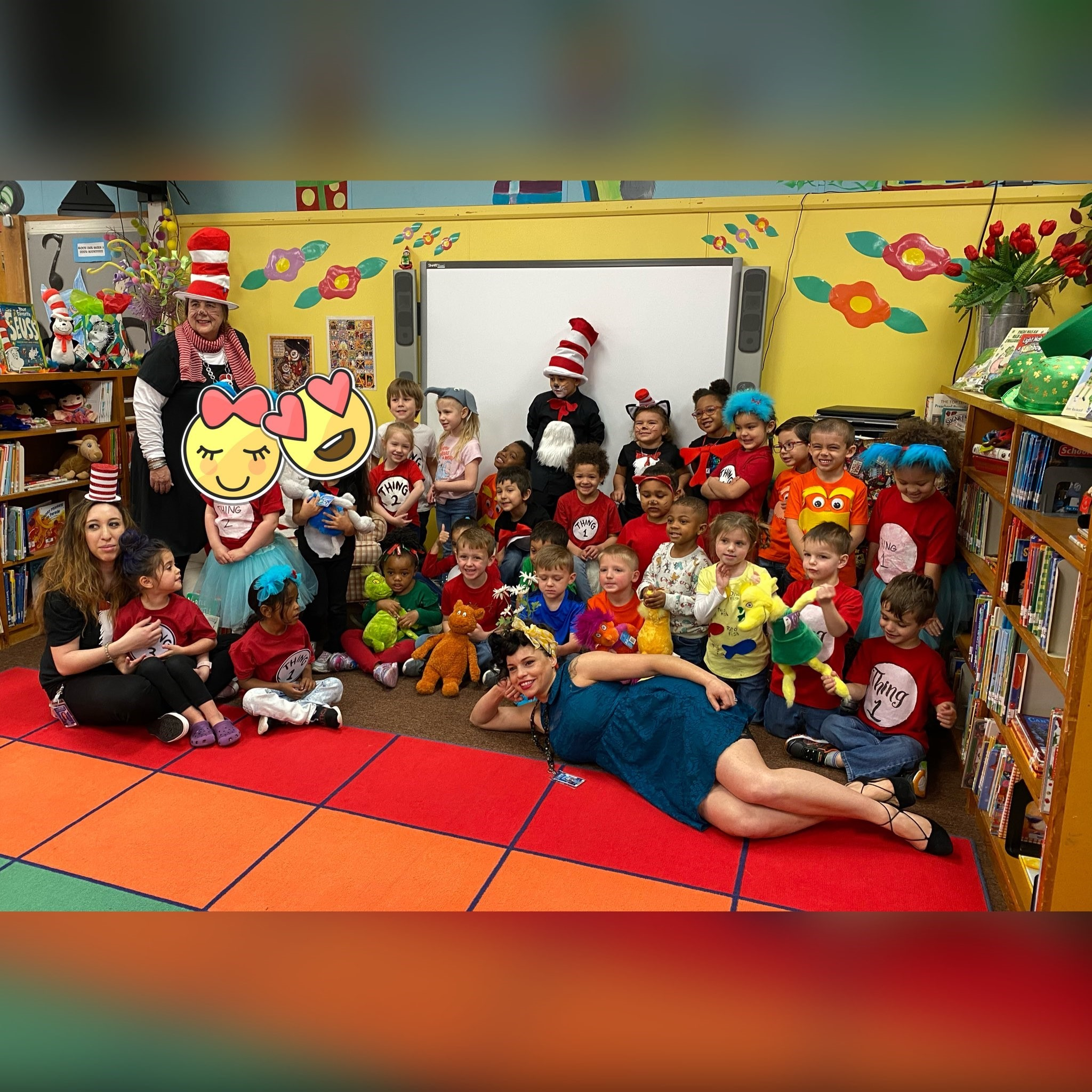 Dr. Seuss Favorite Character Day