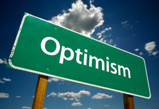 Optimism is the Only Choice Right Now