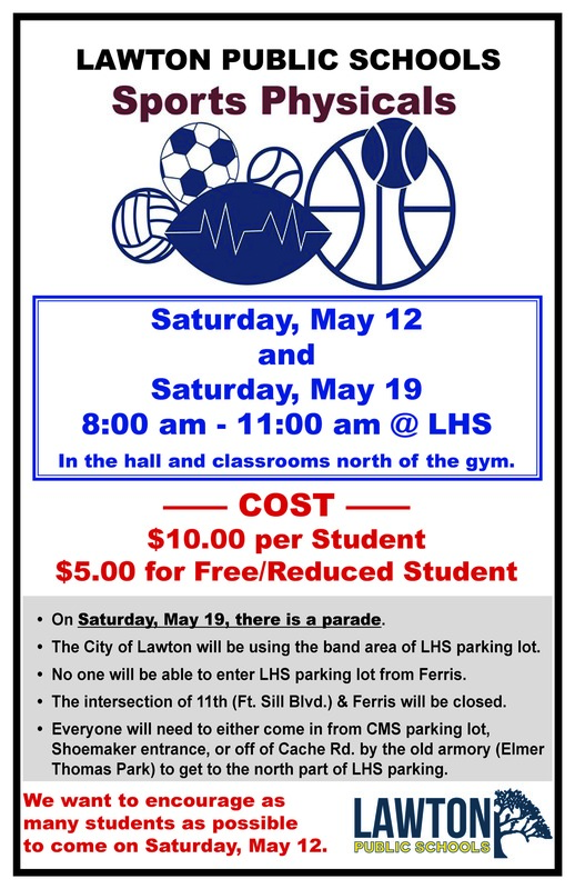 LPS Sports Physicals