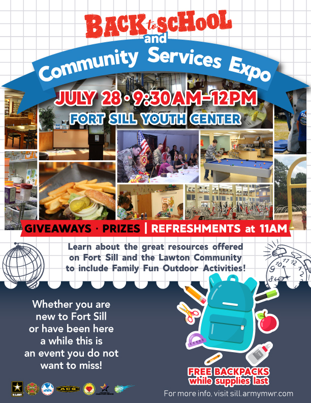 Back to School and Community Services Expo
